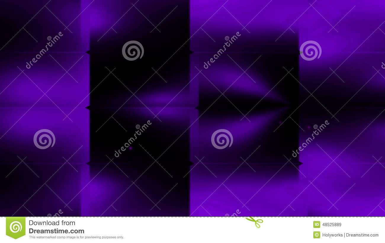 Modern Purple Fashion Animated Background With Opening Parts