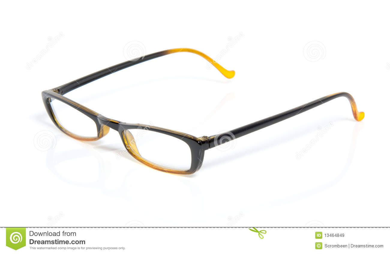 modern reading glasses royalty free stock images image