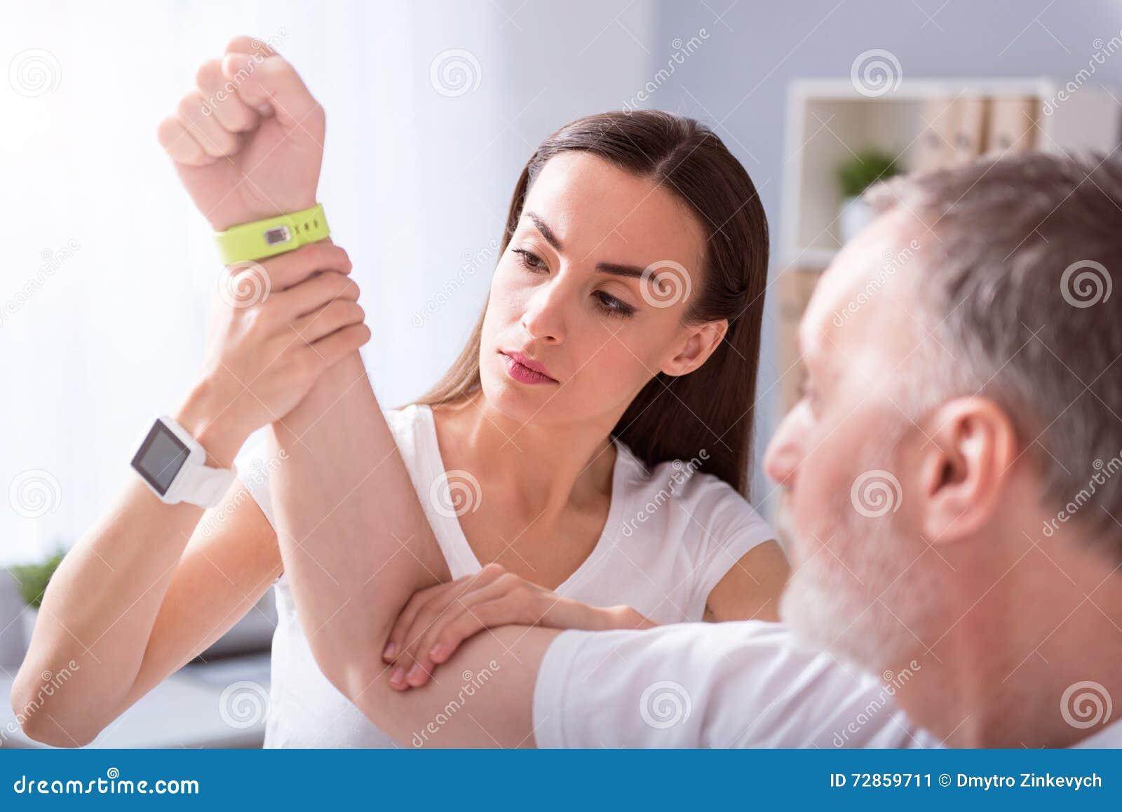 Modern Rehabilitation Physiotherapy Stock Photo - Image -5373