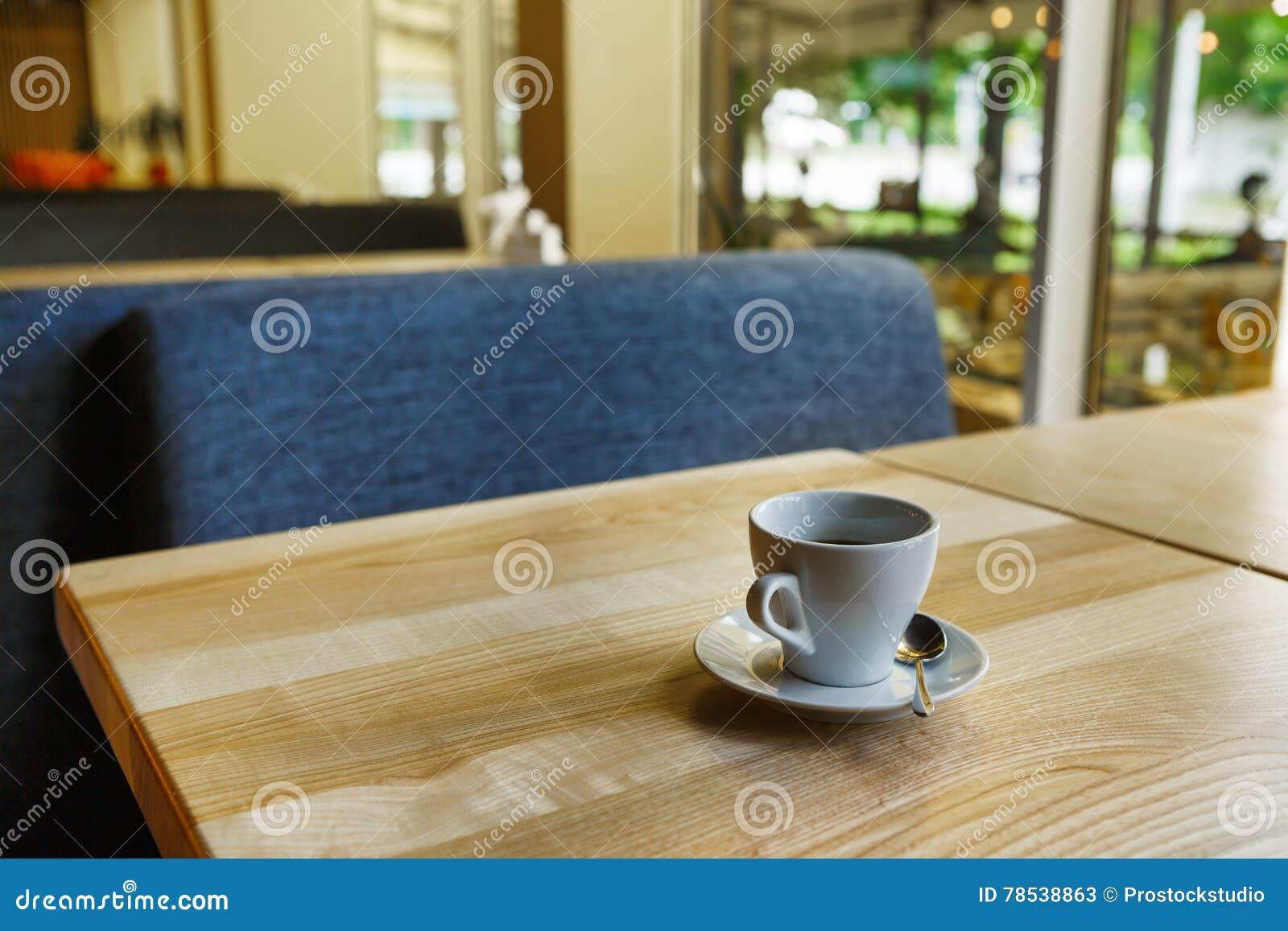 Modern Restaurant Bar Or Cafe Interior Stock Image Image Of Furniture Inside 78538863
