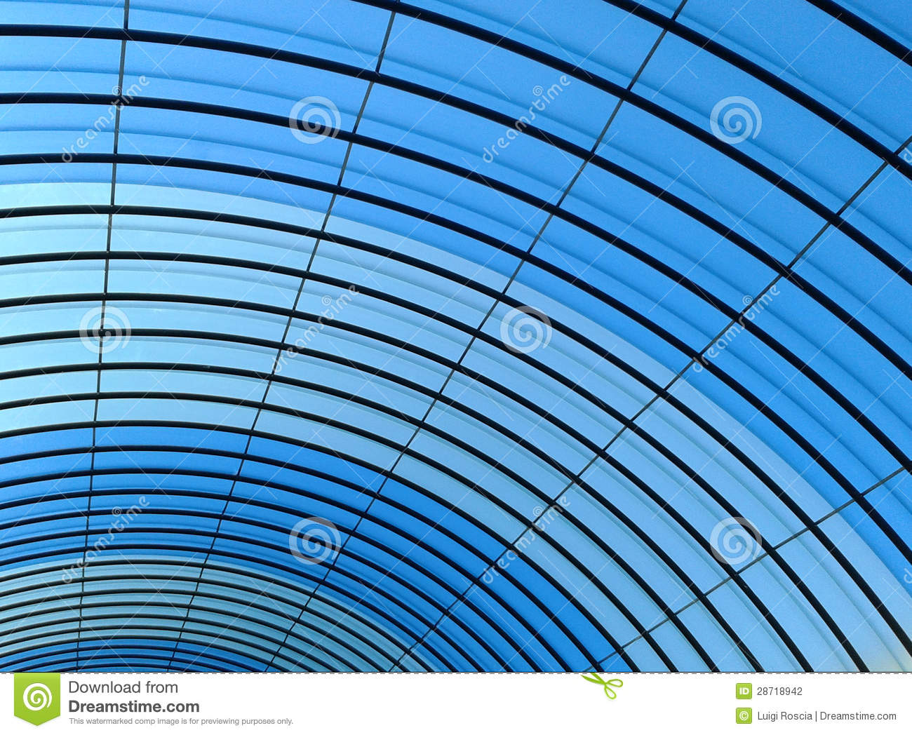 Modern roof stock photography image 28718942 for Modern roofing materials