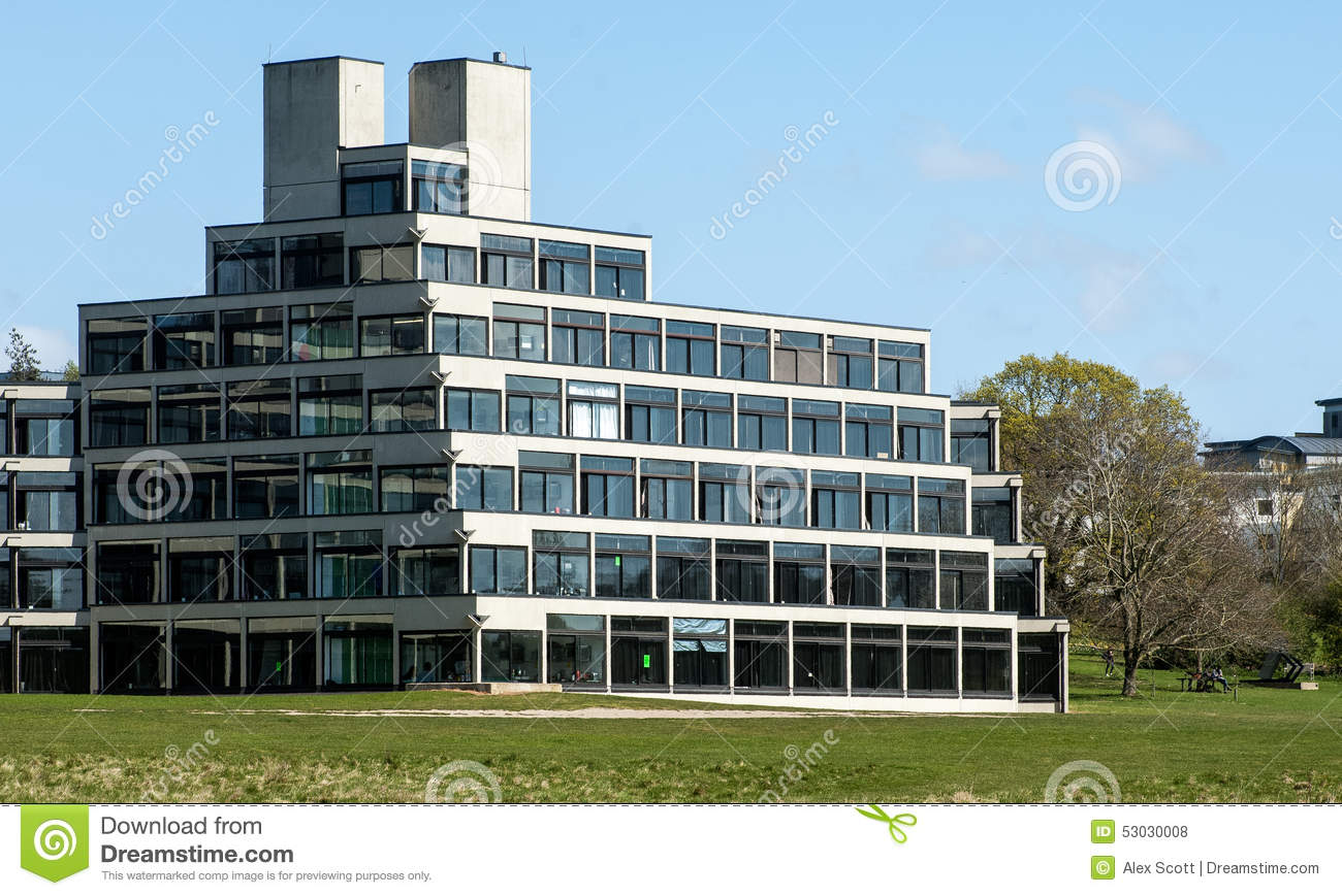 Modern 1960 39 s architecture stock photo image of for Architecture 1960