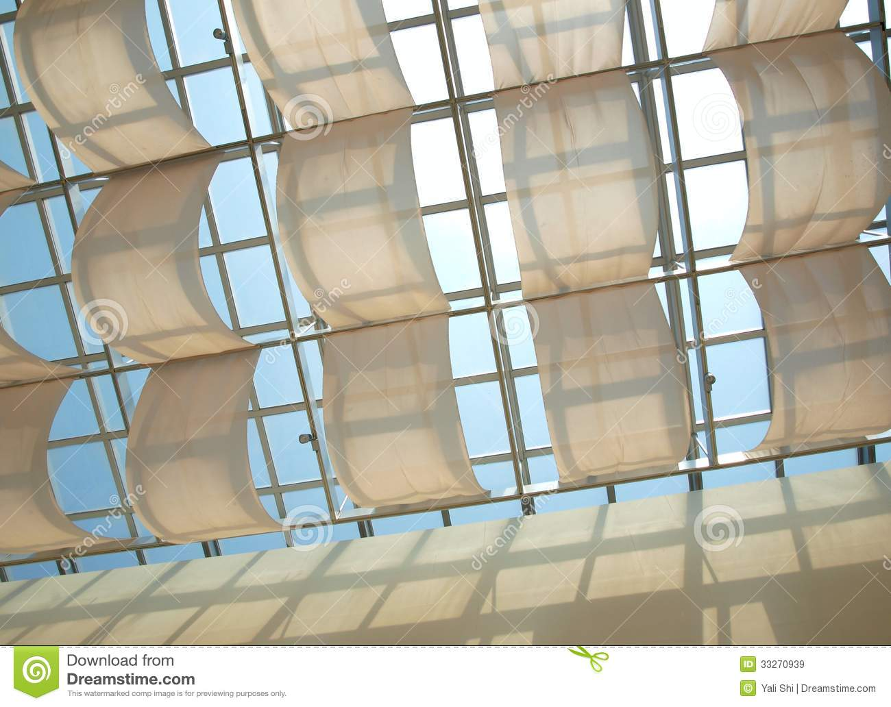 Skylight Design Modern Skylight Design Royalty Free Stock Images  Image 33270939