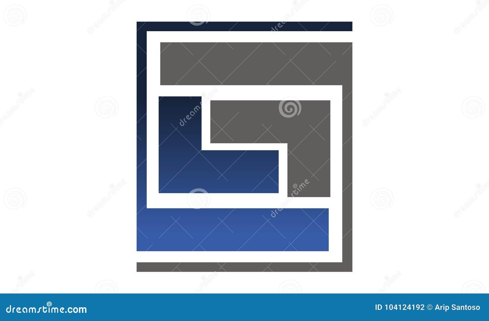 modern solution letter f ff logo design template vector
