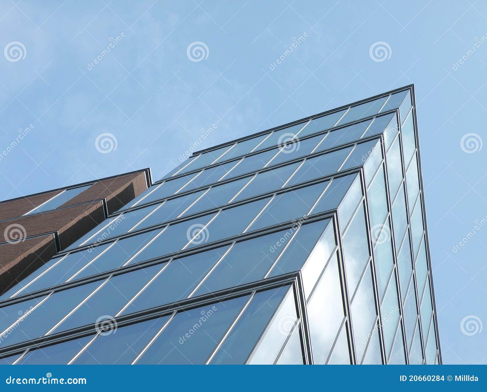 Modern stigning för byggnadshight
