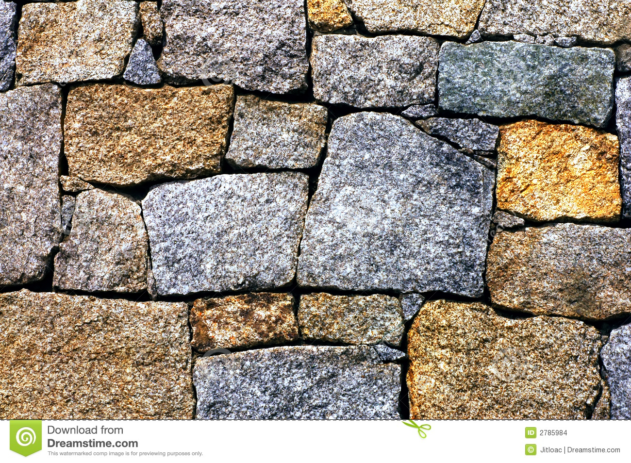 Modern Stone Wall Background Stock Images Image 2785984
