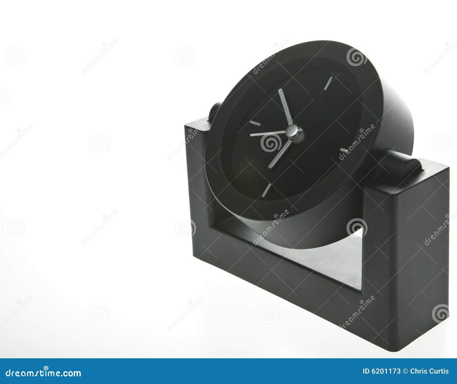 Modern Style Office Desk Clock