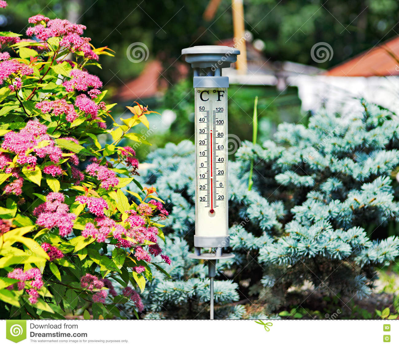 modern outdoor thermometer - modern outdoor thermometer