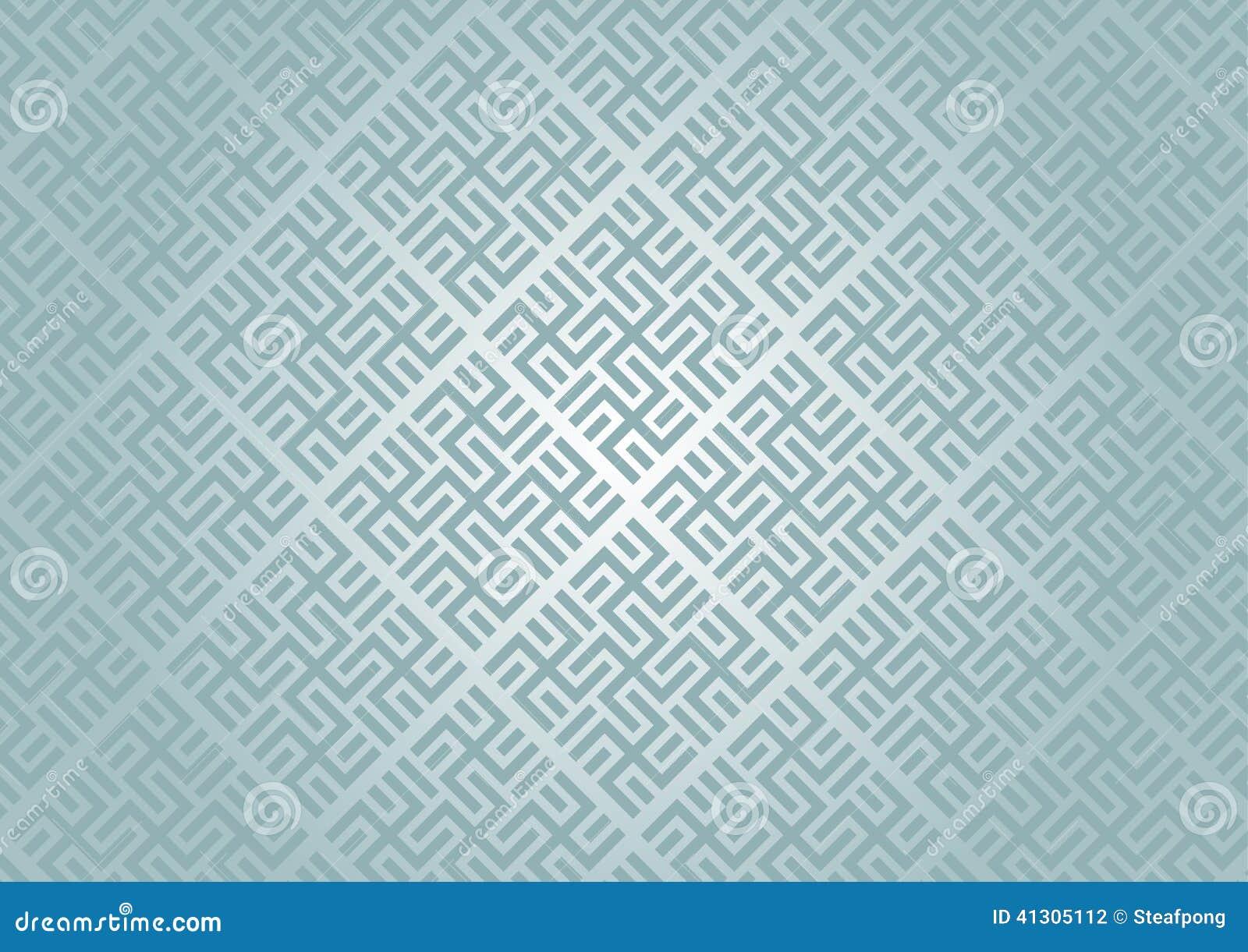 modern swastika symbol pattern on pastel color stock