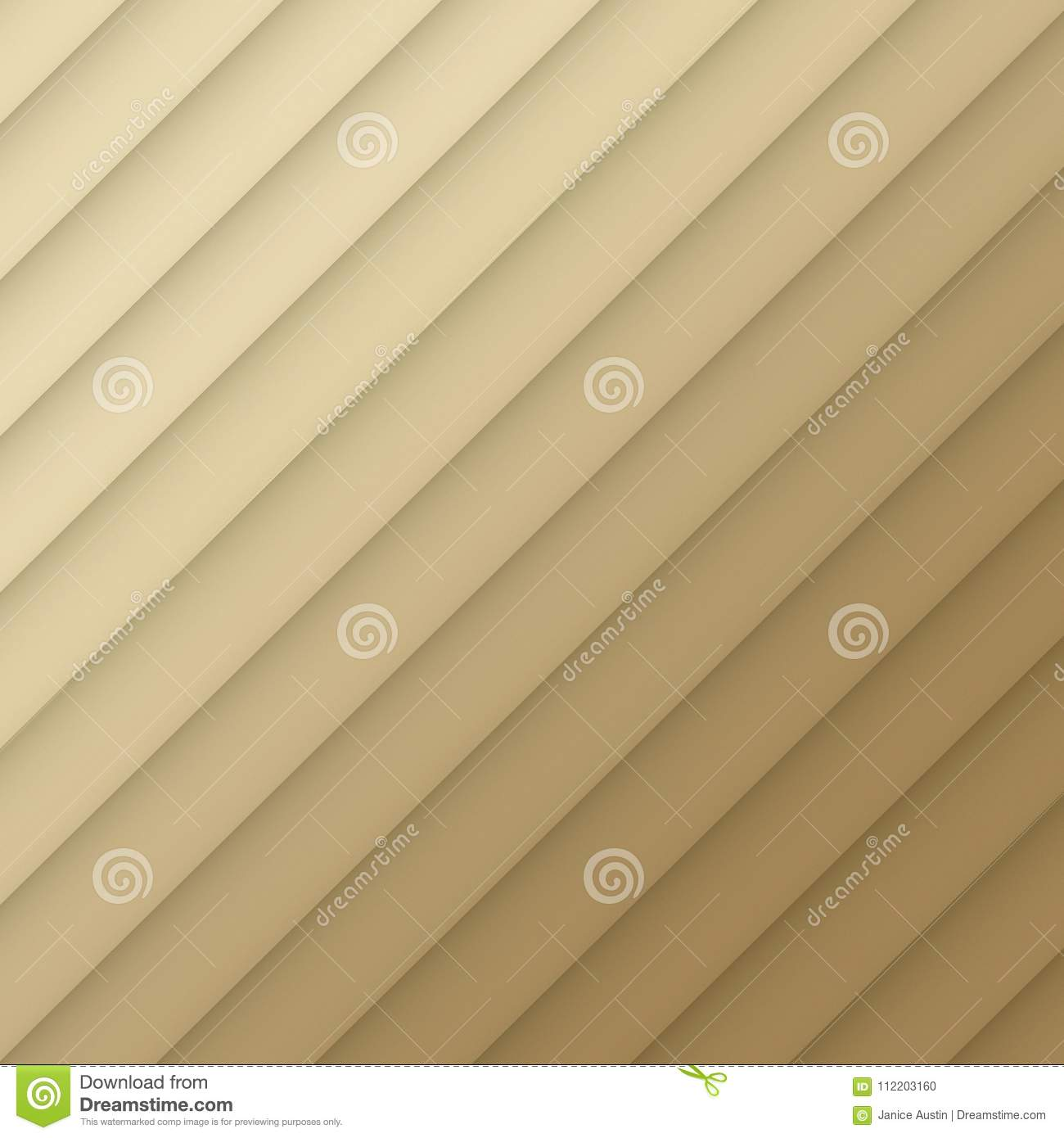 Modern Tan Beige Geometric Diagonal Lines Abstract Wallpaper