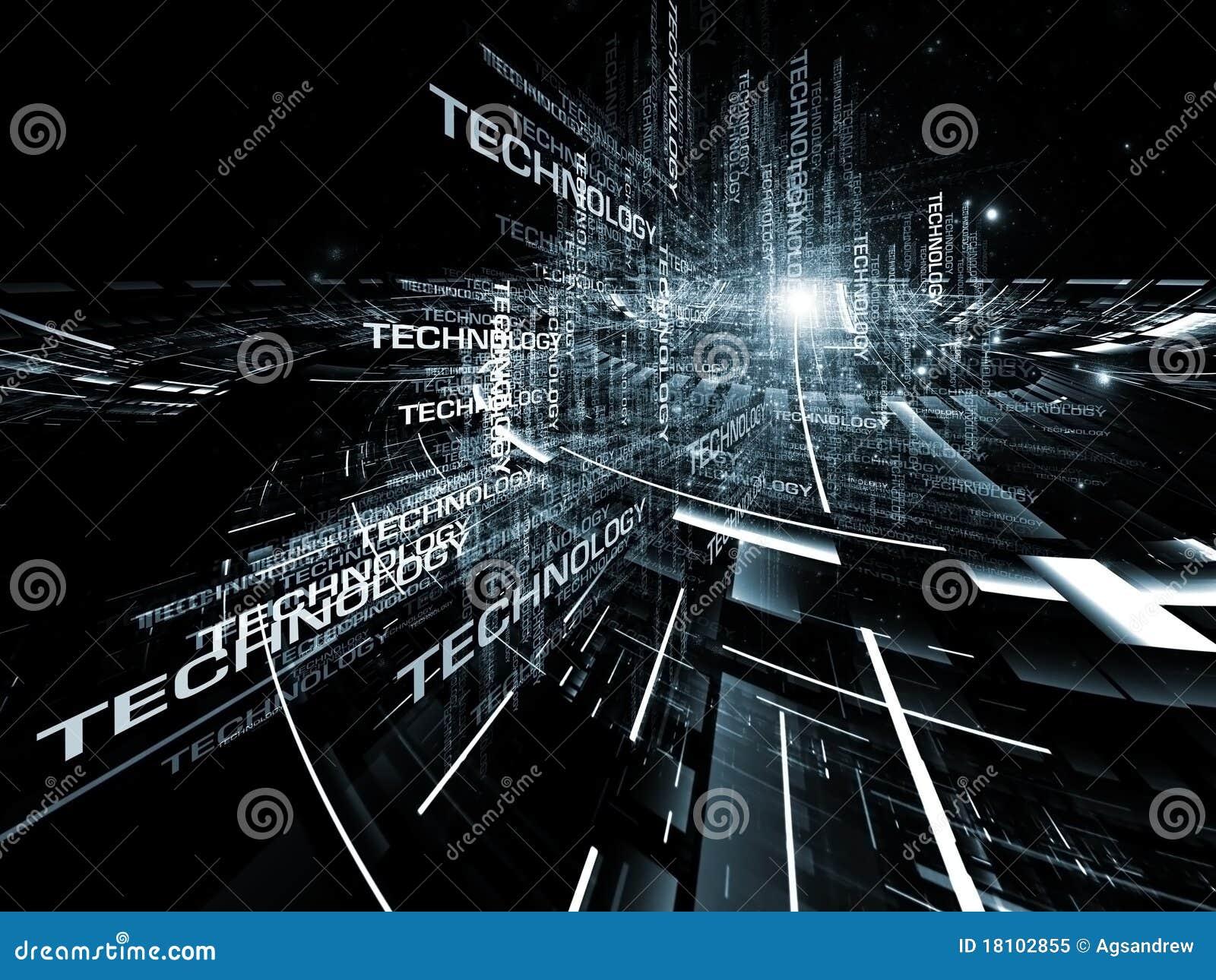 About modern technology