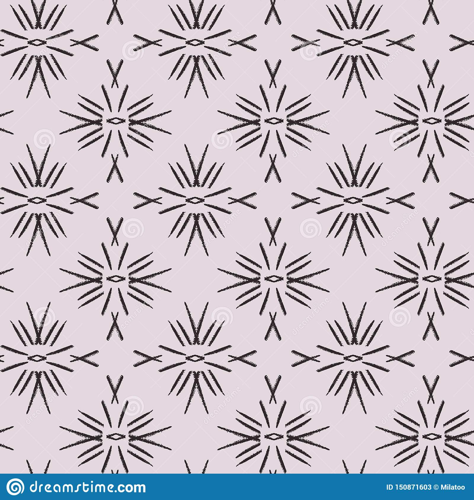 Wondrous Modern Tile Stylish Abstract Illustration With Simple Lines Interior Design Ideas Inamawefileorg