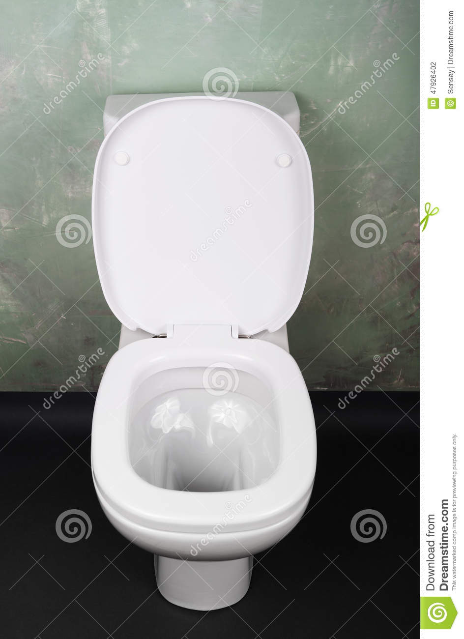 modern toilet bowl stock photo  image  - bathroom bowl modern toilet