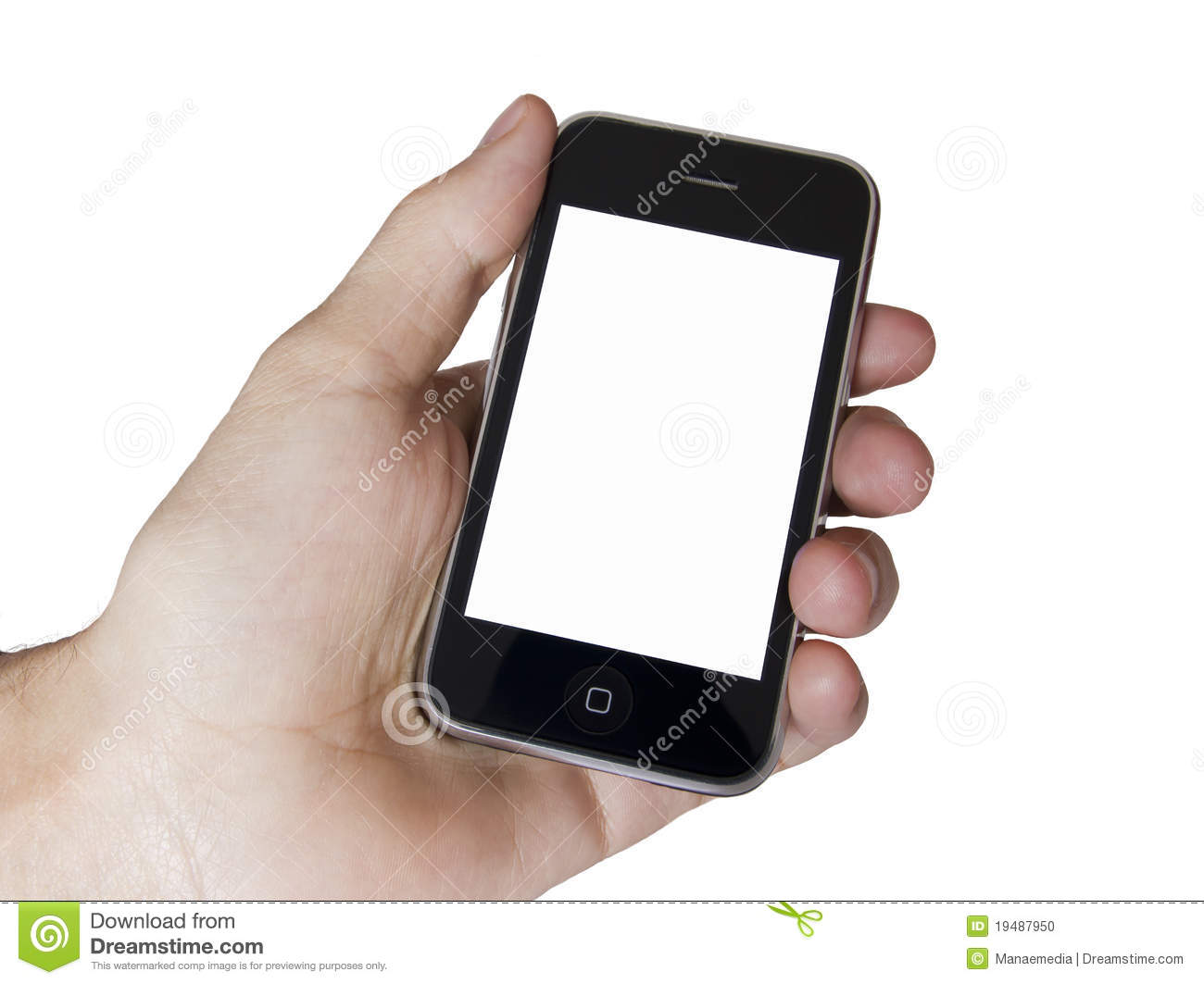 Modern touch screen phone stock photo image 19487950 for What is touchofmodern
