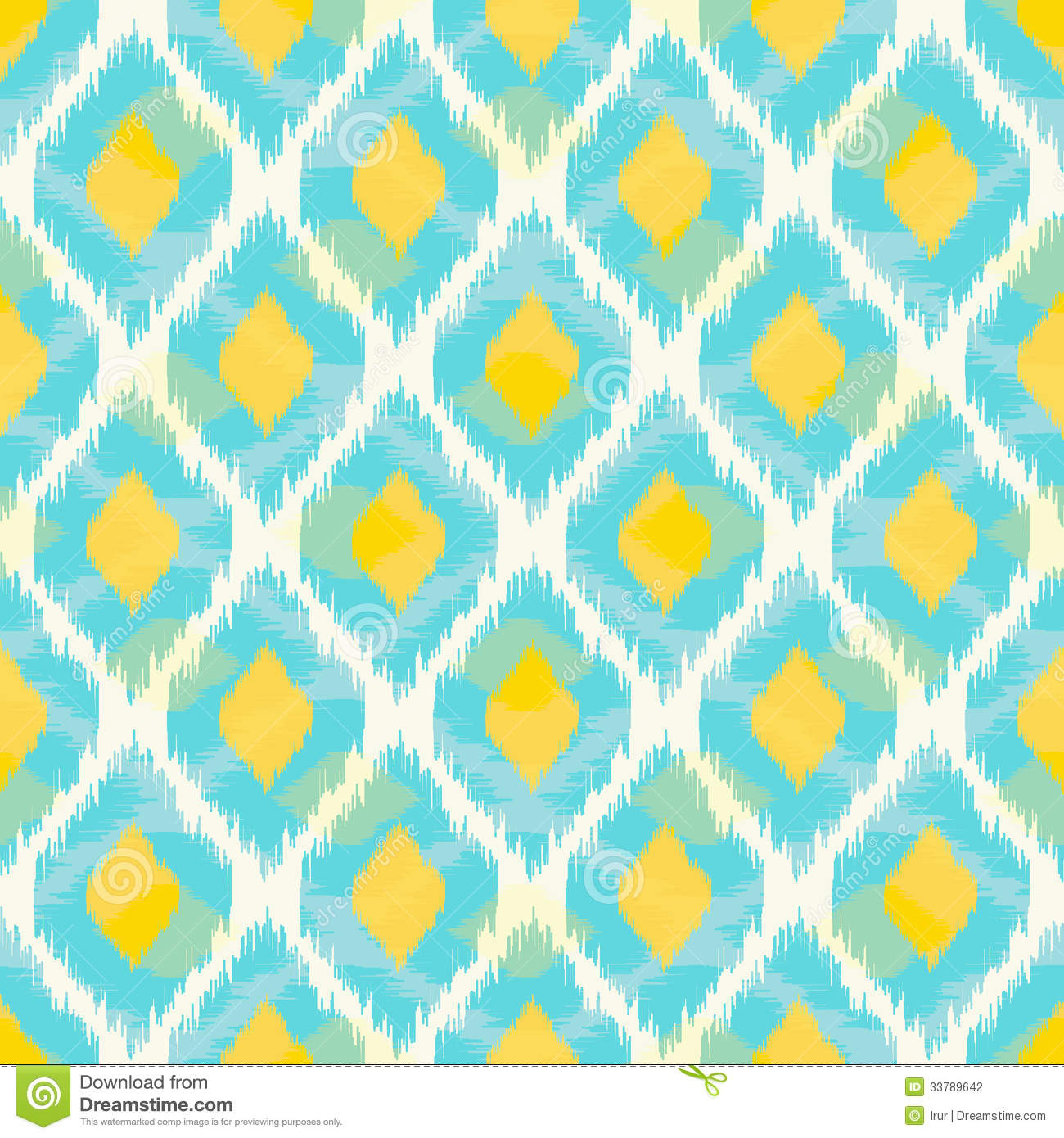 Modern Tribal Fashion Seamless Pattern Stock Vector
