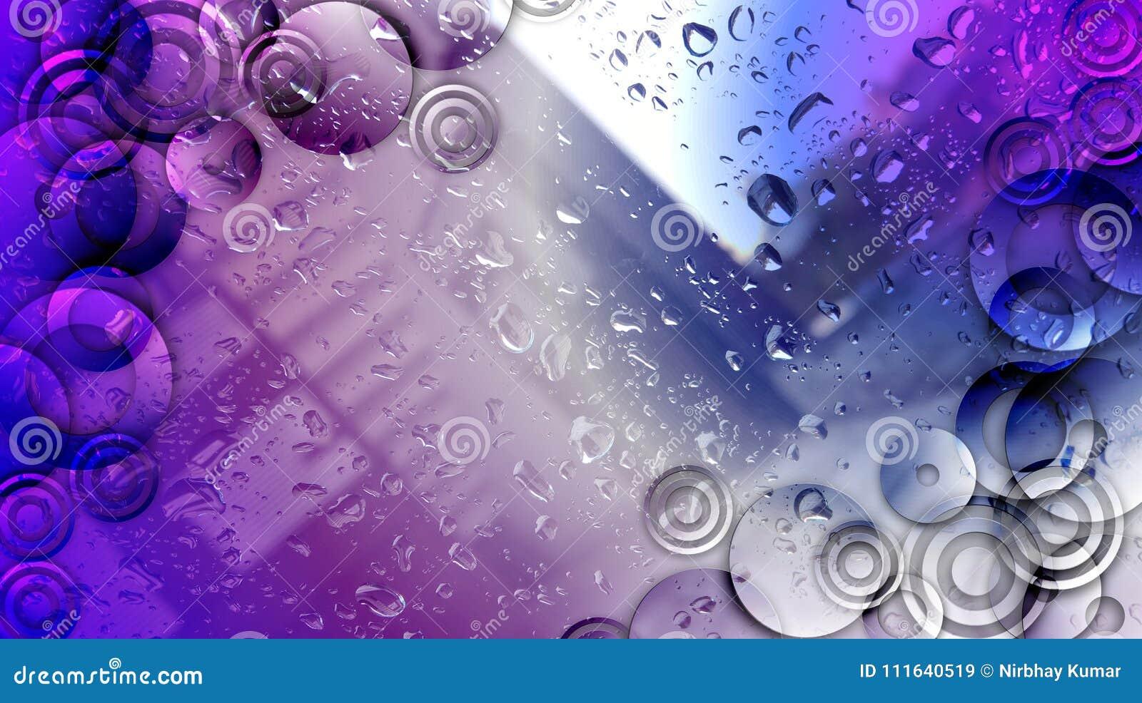 Modern ultra Violet Bright bakgrund