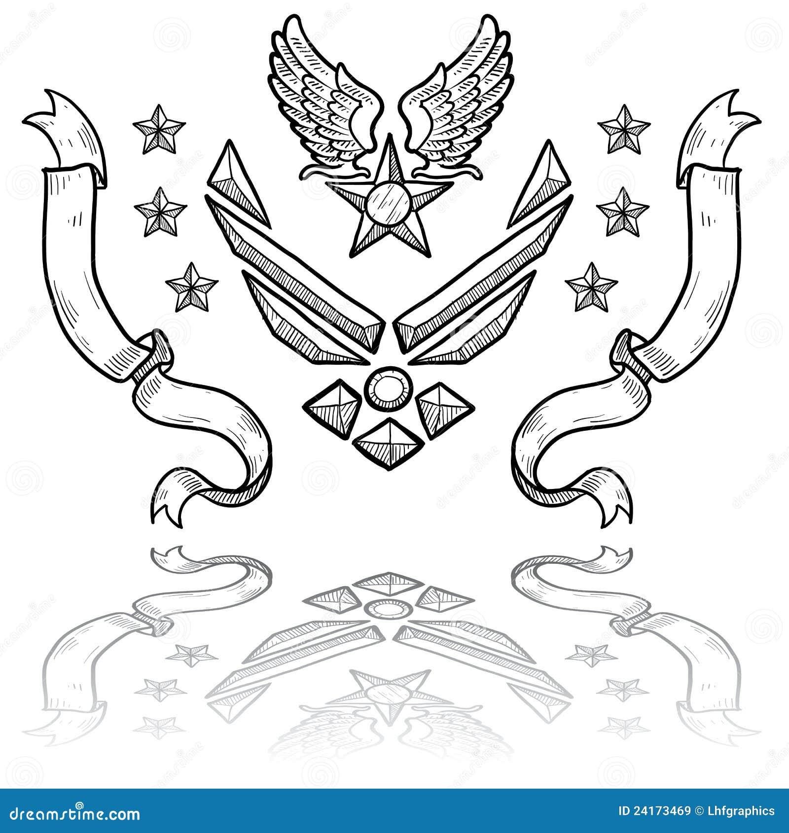 Us Air Force Rank Insignia