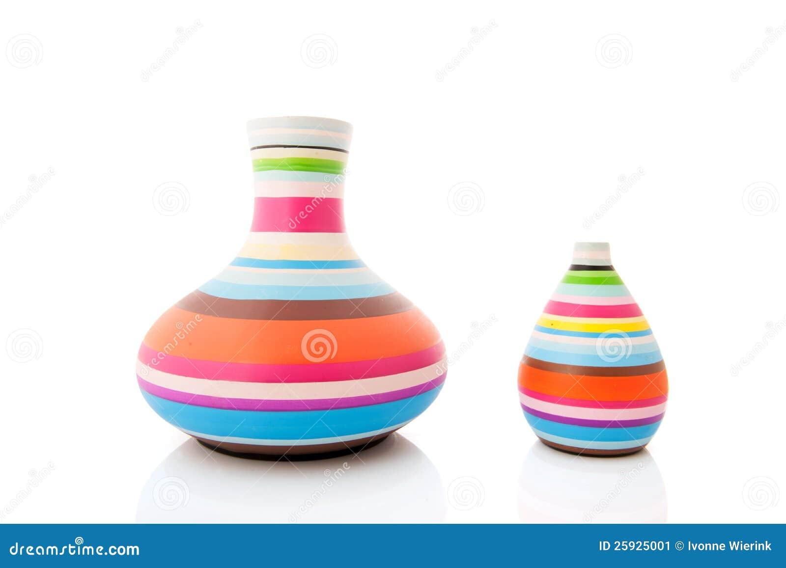 white modern vases stock photos  image  - modern vases stock image
