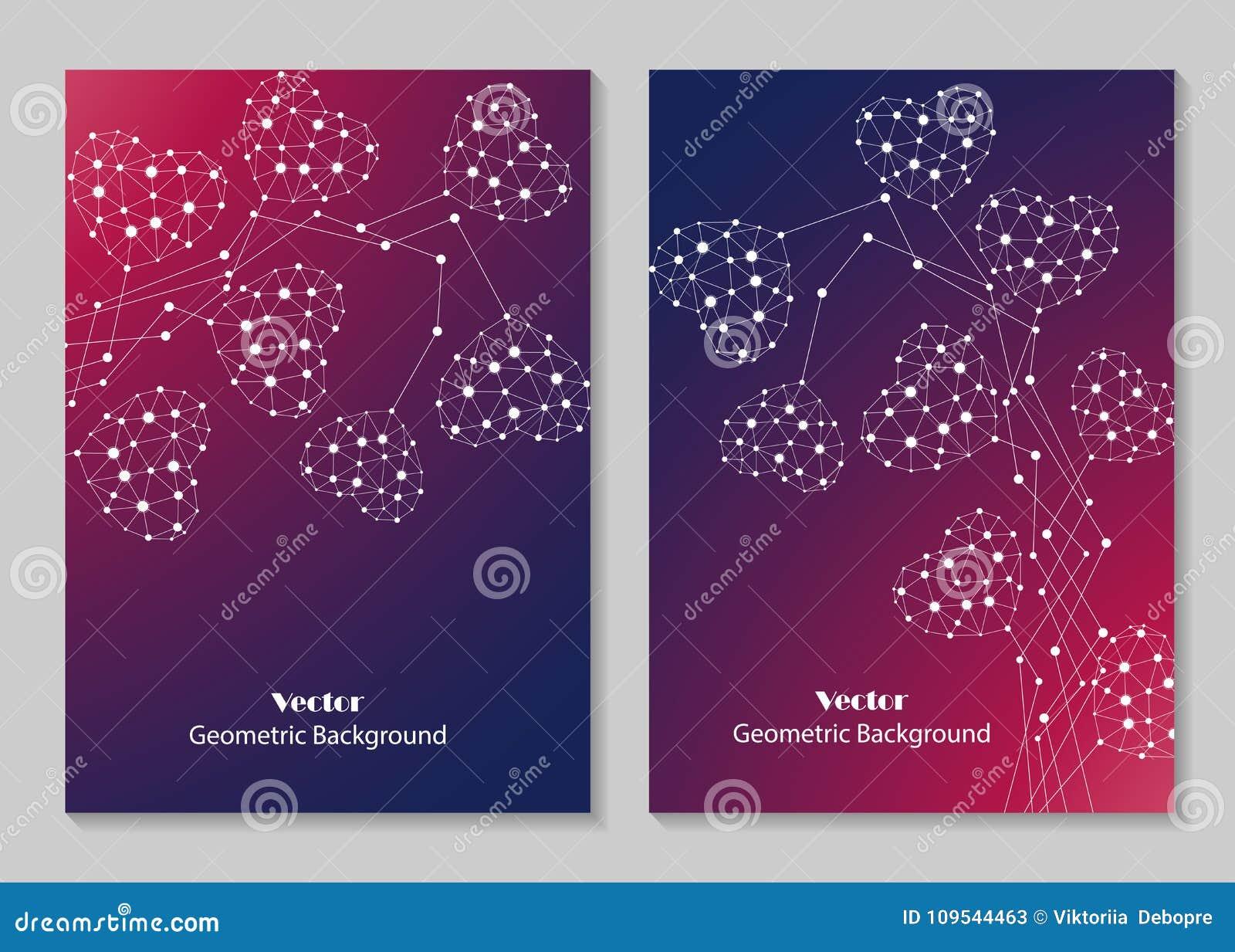 modern brochure cover design stock vector illustration of booklet