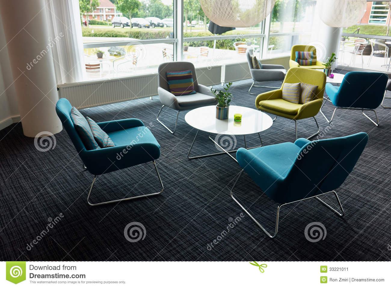 Stock Image Modern Waiting Room Reception Style Colorful Office Clinic Image33221011 on Medical Office Building Floor Plans