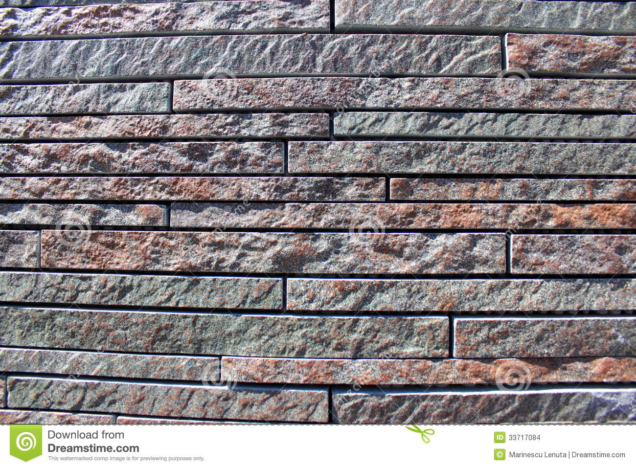 Stone wall cladding stock photo image of decorative for Exterior brick design patterns