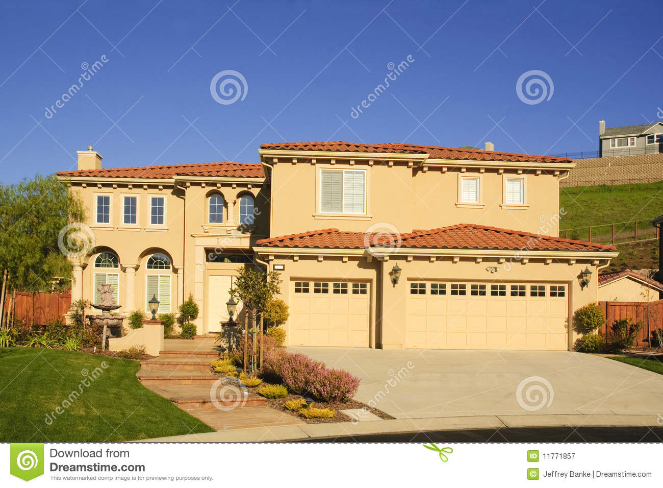 modern western home royalty free stock photography image 11771857