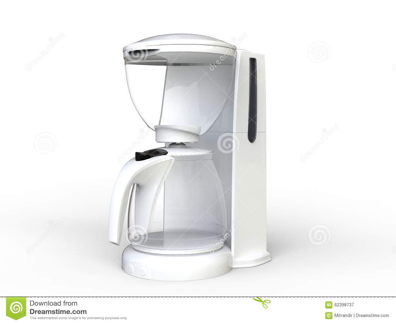modern coffee maker royalty free stock images  image  - modern white coffee maker royalty free stock photography
