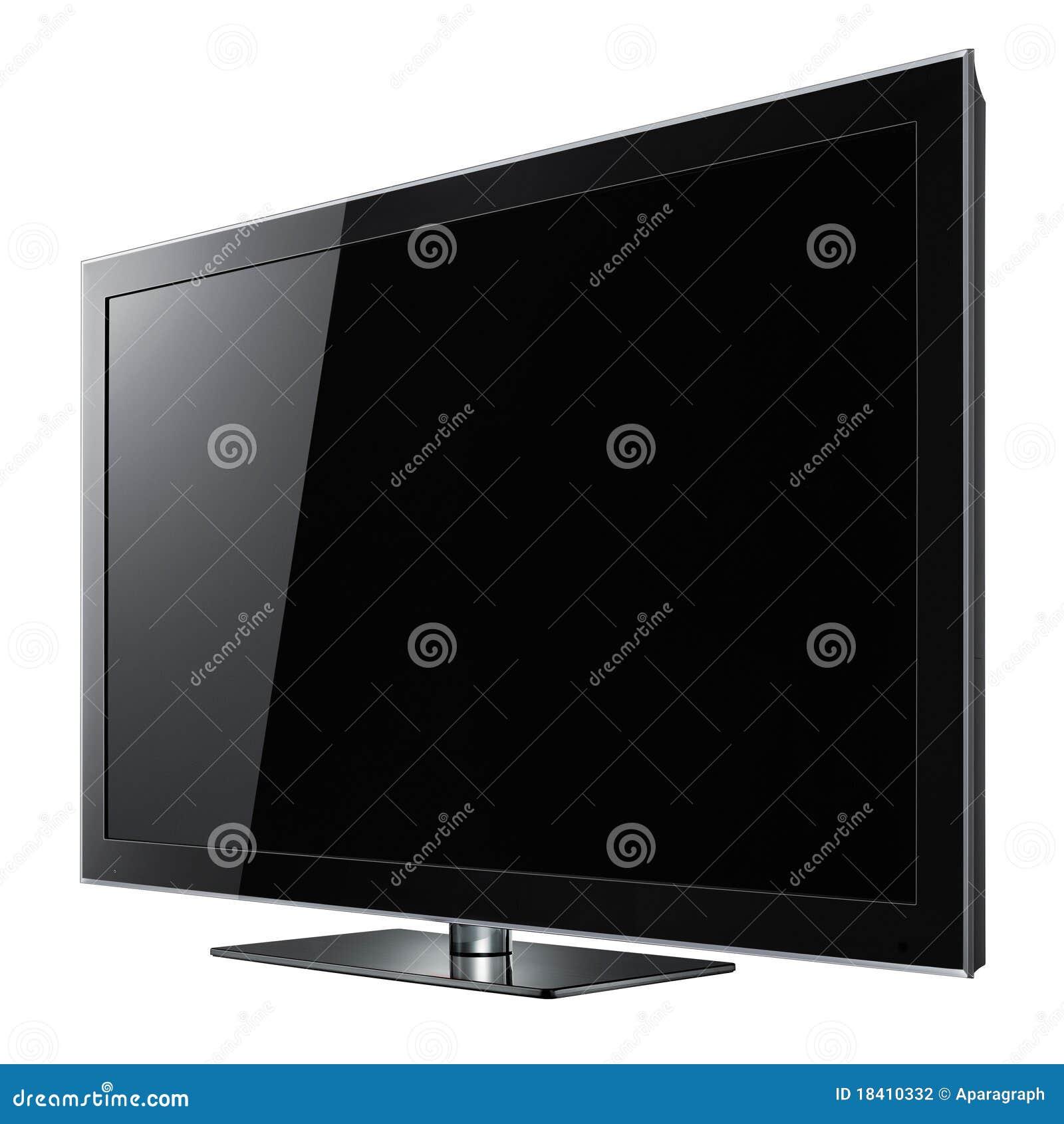 Modern widescreen lcd tv