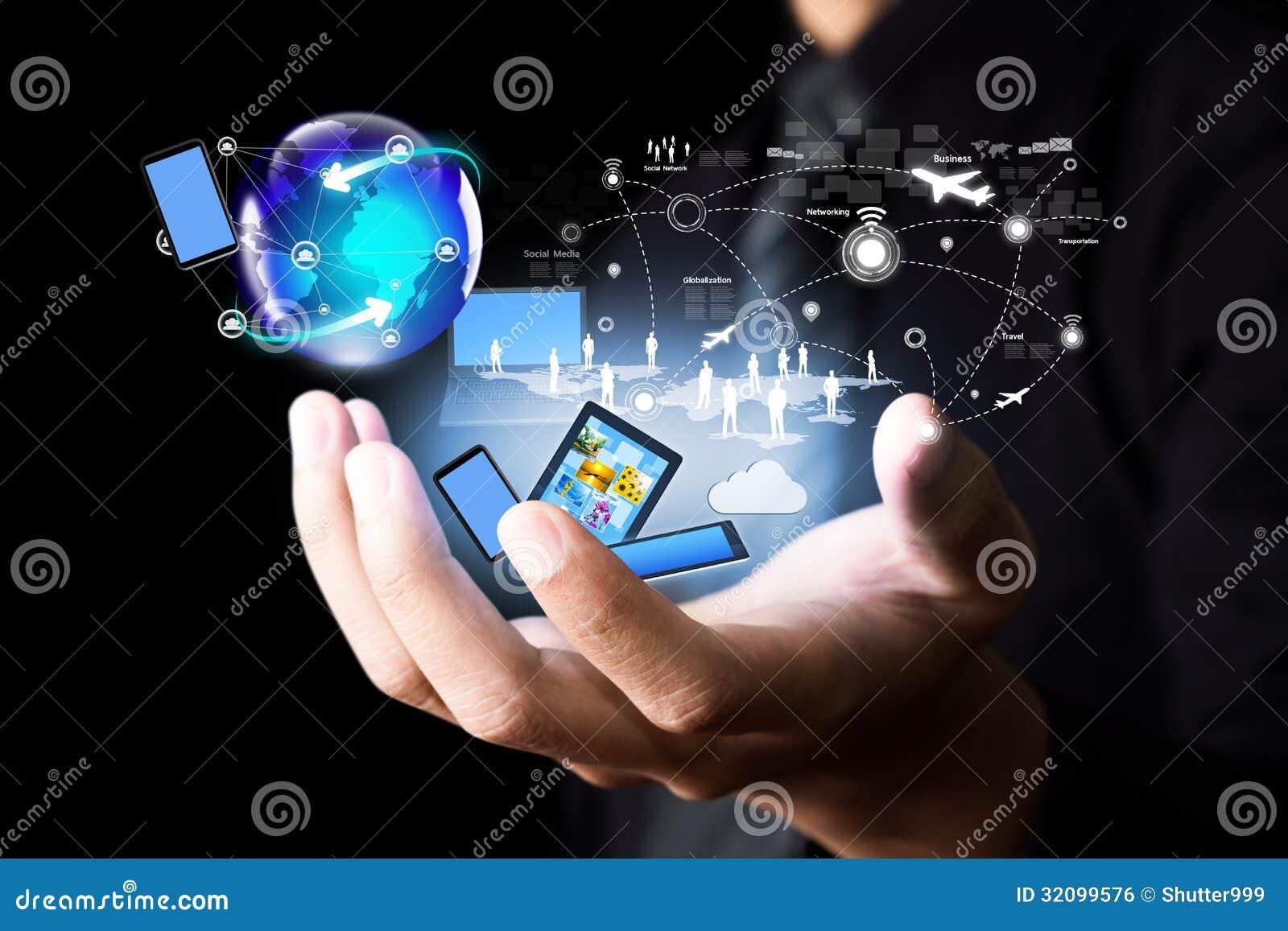 technologies de linformation et de la communication - 1000×666