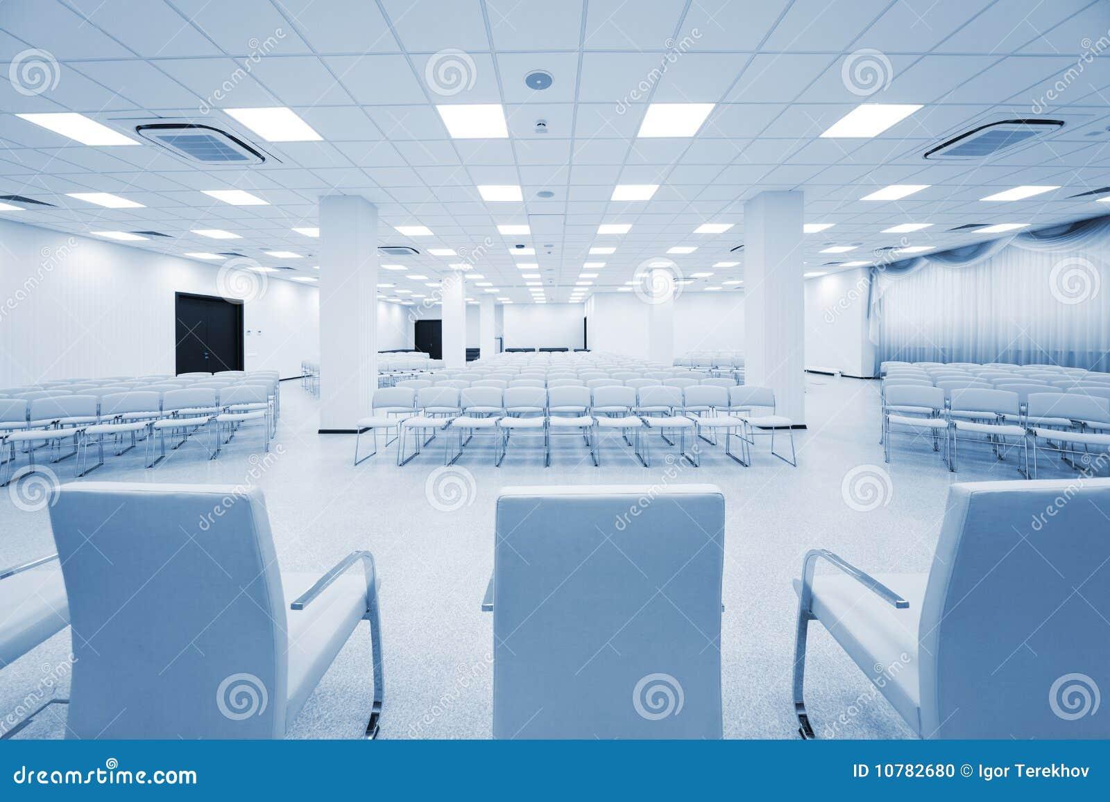 Modern wit auditorium