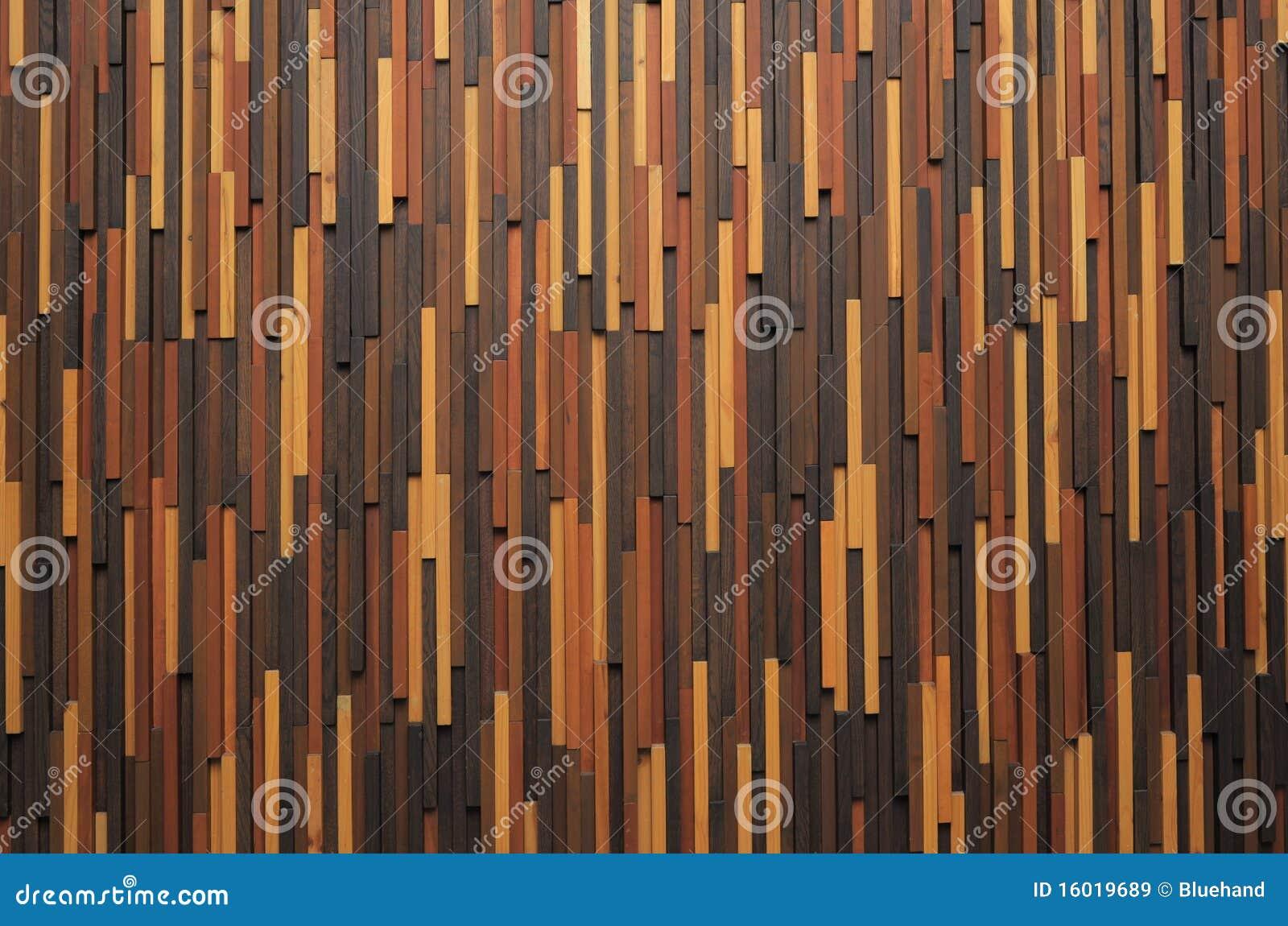 Modern wood texture wall