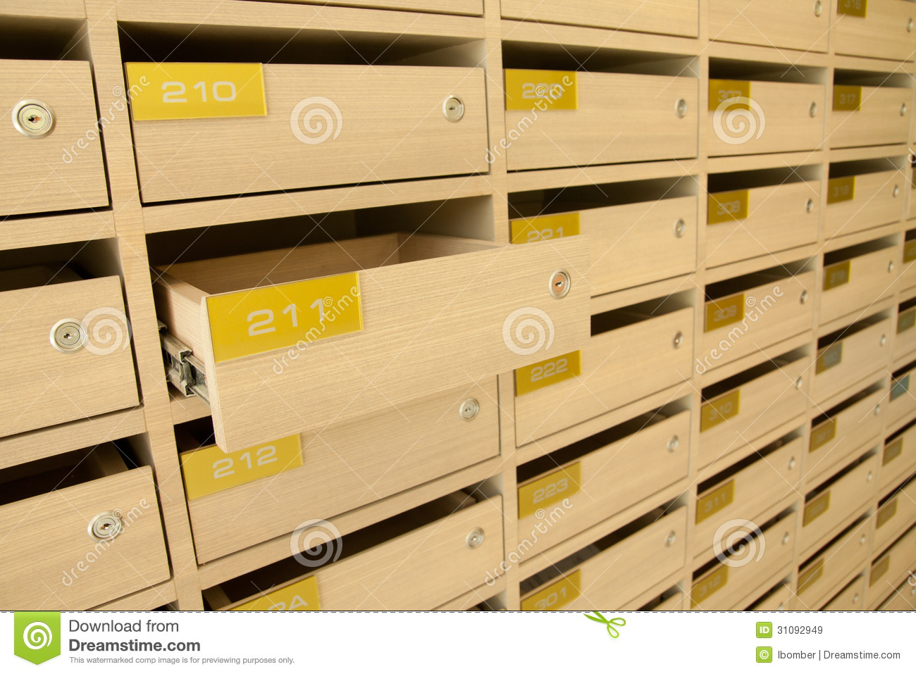 Awesome Apartment Mailboxes Interiordesignshome Com Interior