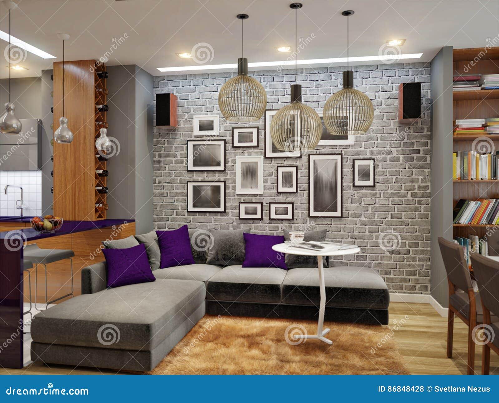 https://thumbs.dreamstime.com/z/modern-woonkamer-en-keuken-binnenlands-ontwerp-grijze-kleuren-86848428.jpg