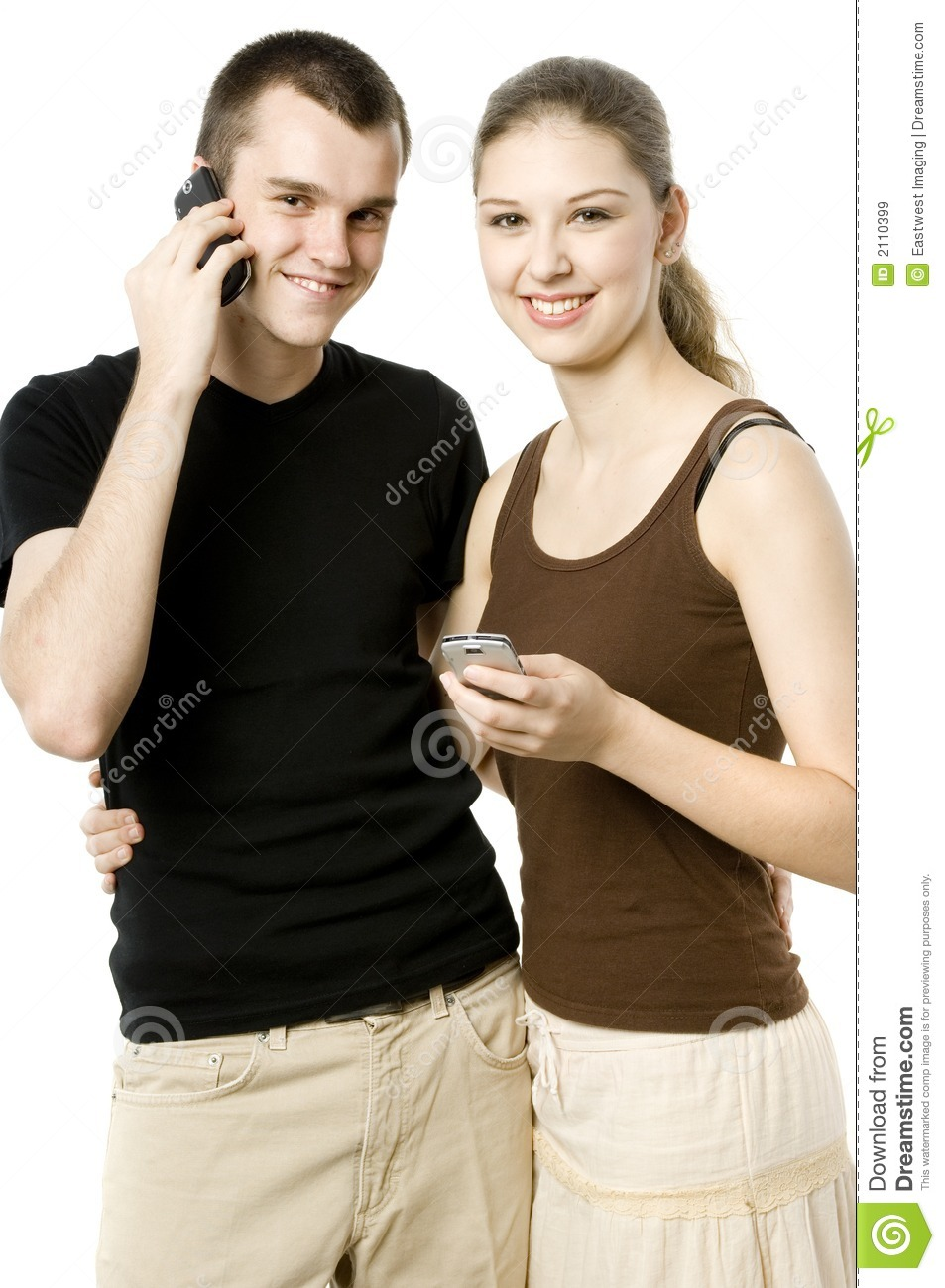Modern young couple royalty free stock images image 2110399 - Young couple modern homes ...