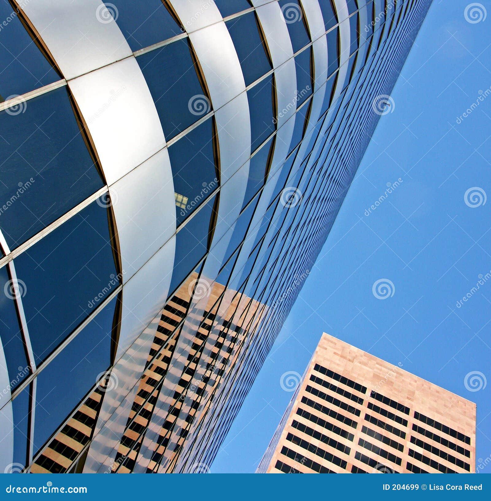 Moderna byggnader