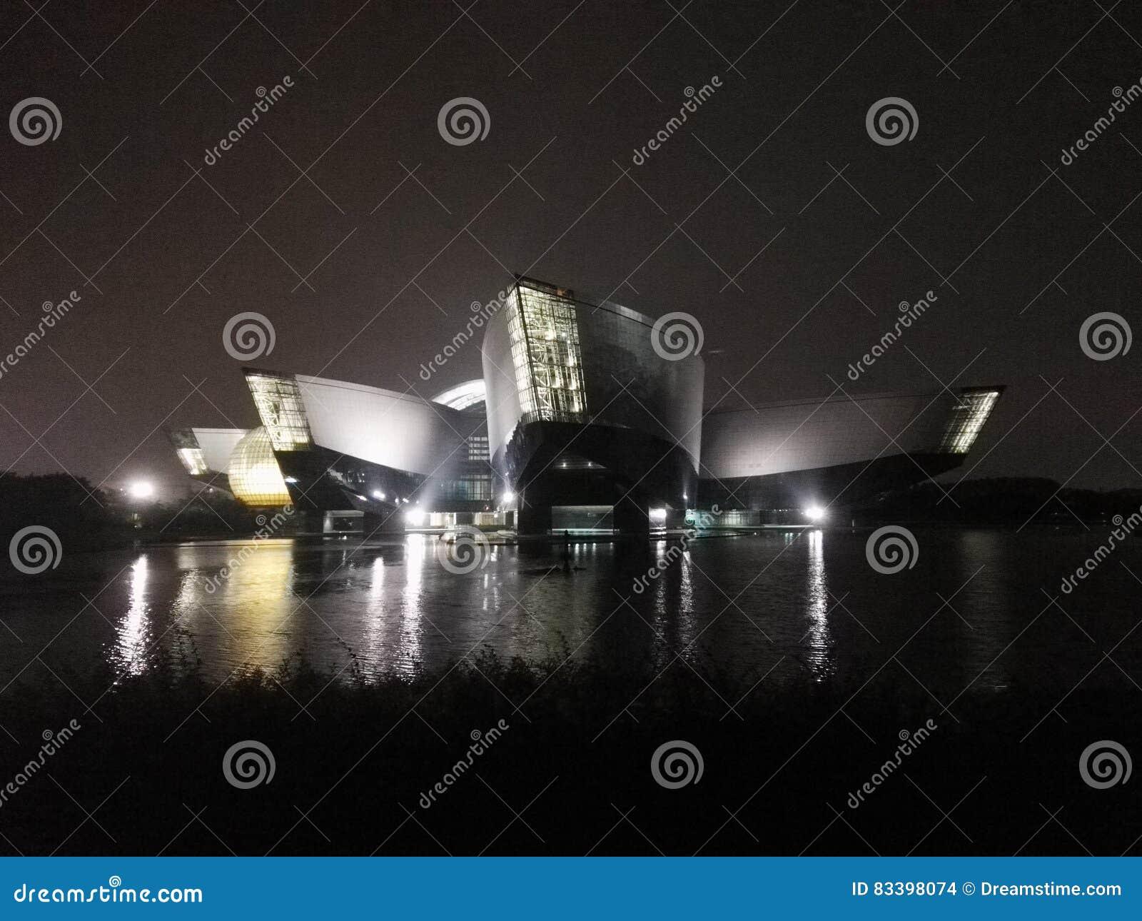 Moderne Architektur-Ästhetik