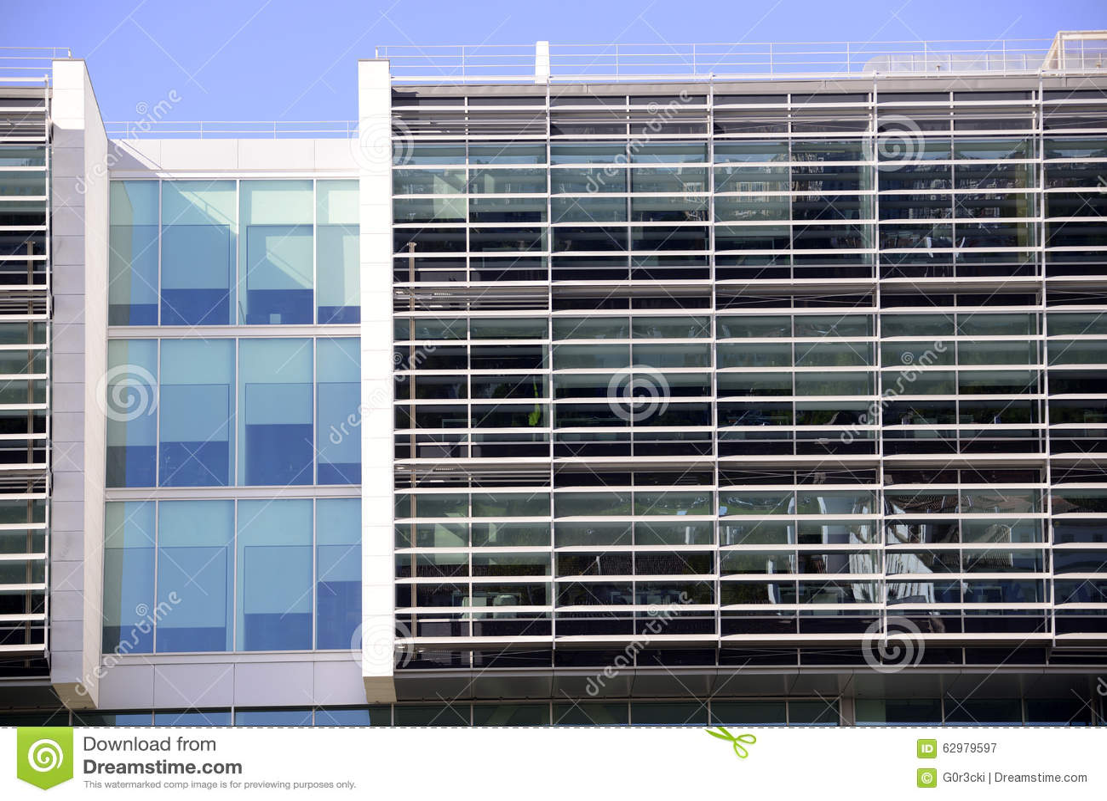 Fassade bürogebäude  Moderne Architektur, Bürogebäude-Fassade, Arbeitsplätze Stockfoto ...