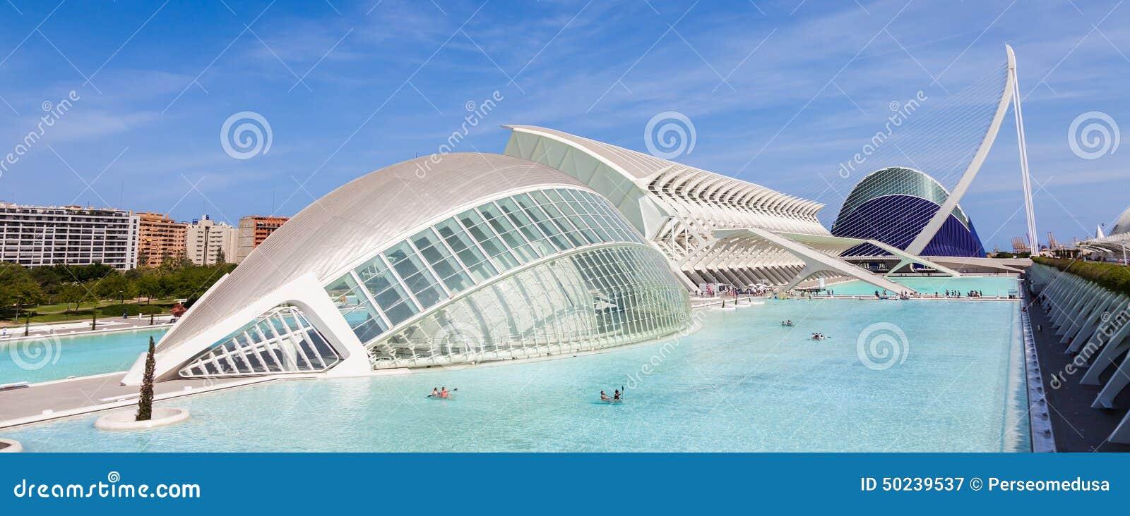 Moderne architektur in valencia redaktionelles for Architektur valencia