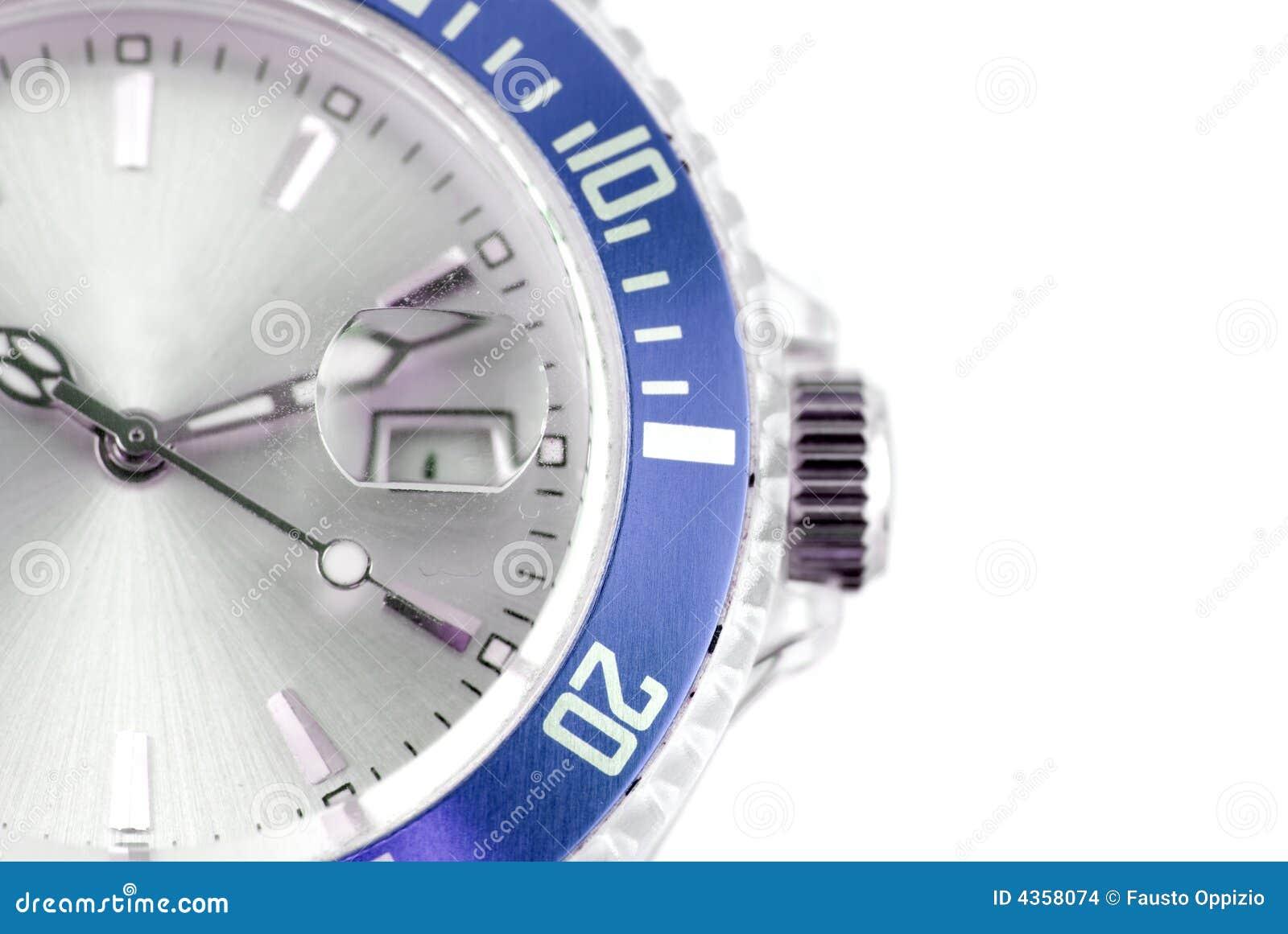 Moderne armbanduhr  Moderne Armbanduhr Stockbilder - Bild: 4358074