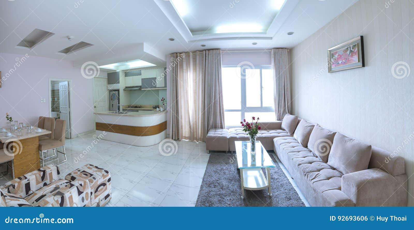 wohnzimmer mobel kombinieren, moderne artwohnung kombiniert wohnzimmer, esszimmer, großer raum, Ideen entwickeln