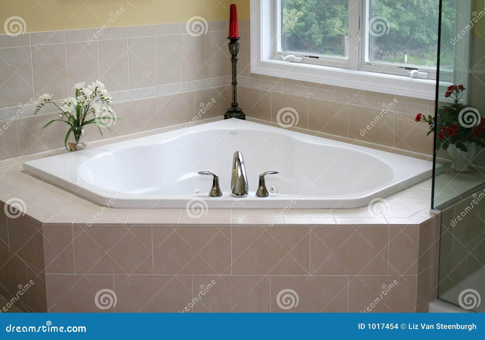 moderne badewanne stockbilder bild 1017454. Black Bedroom Furniture Sets. Home Design Ideas