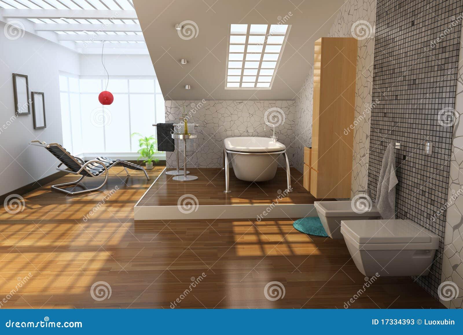 Moderne badkamers stock foto 39 s afbeelding 17334393 for Moderne badkamers