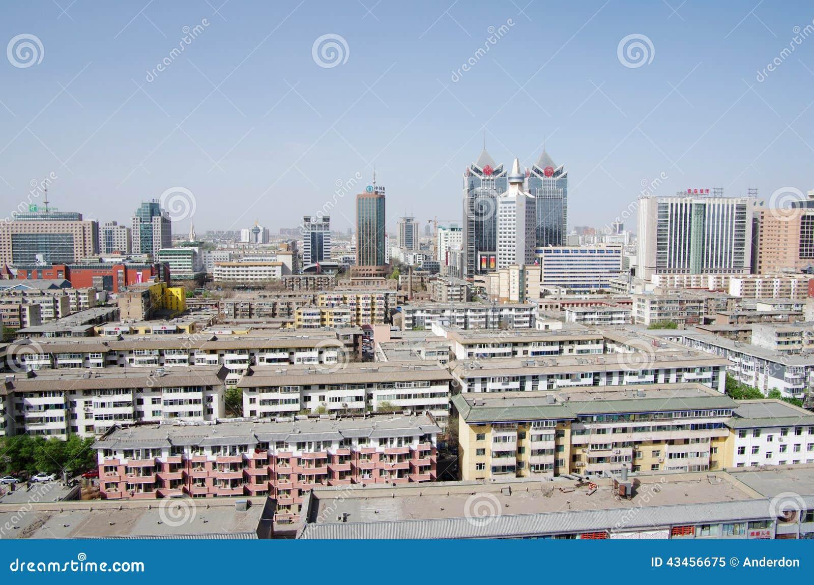 Chinesische Städte