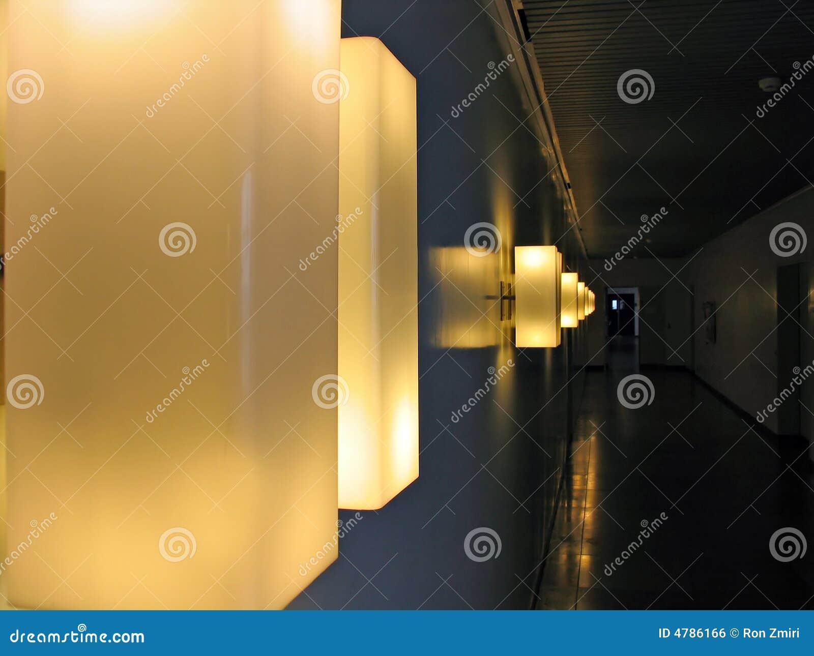 Moderne decoratieve muurlampen royalty vrije stock afbeelding afbeelding 4786166 - Decoratie gang ingang ...