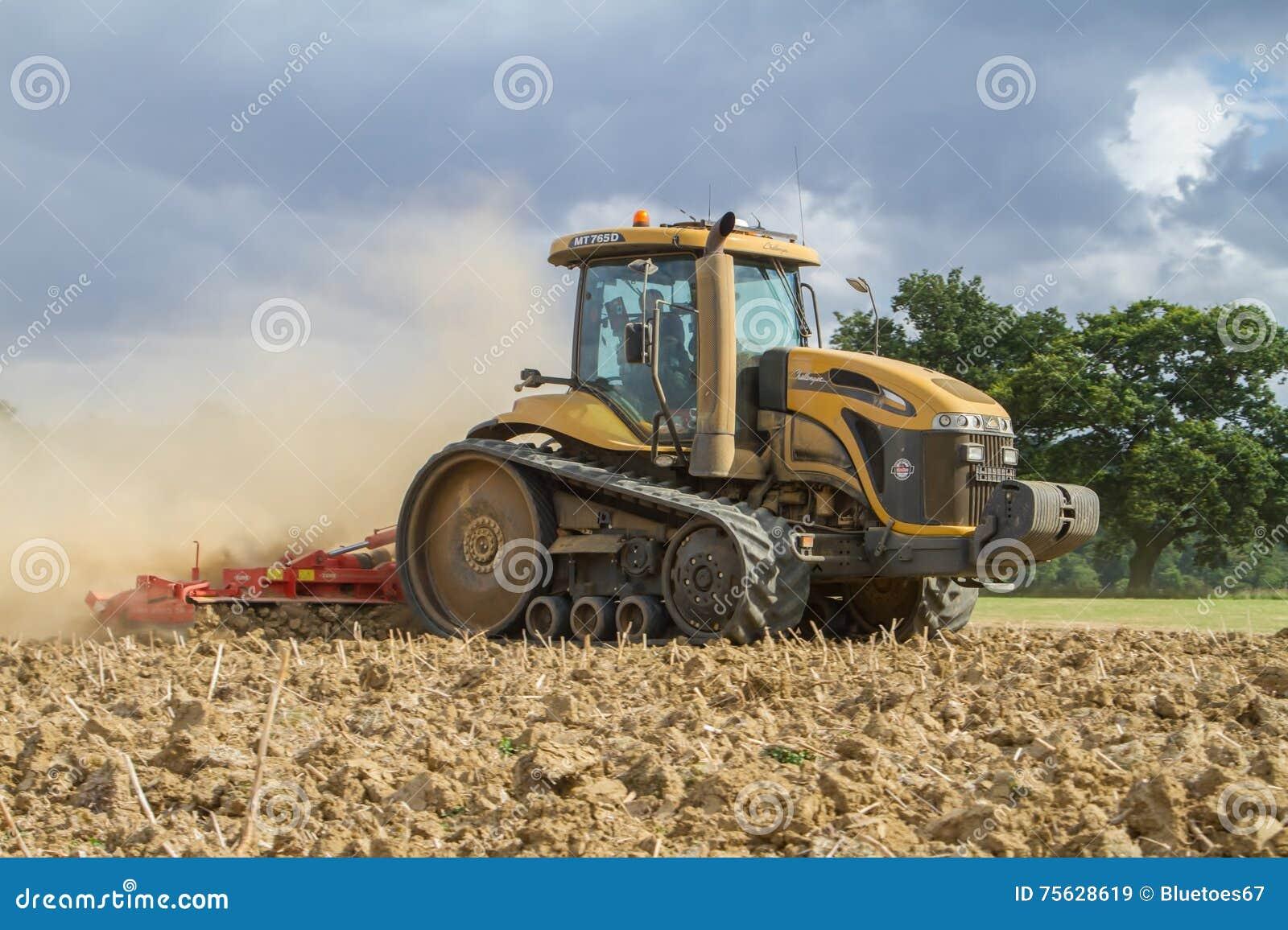 Tractor engels