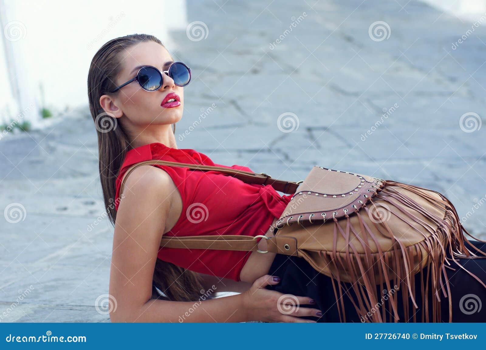 Moderne Frau