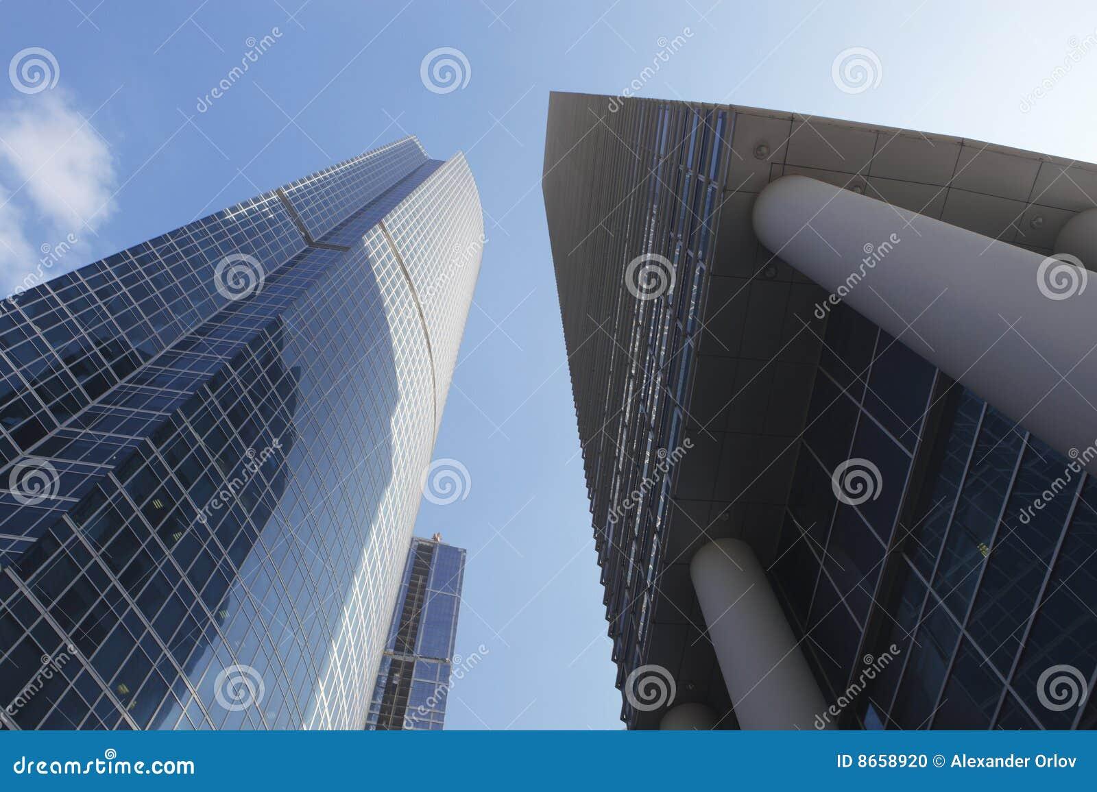 Moderne industriel de construction