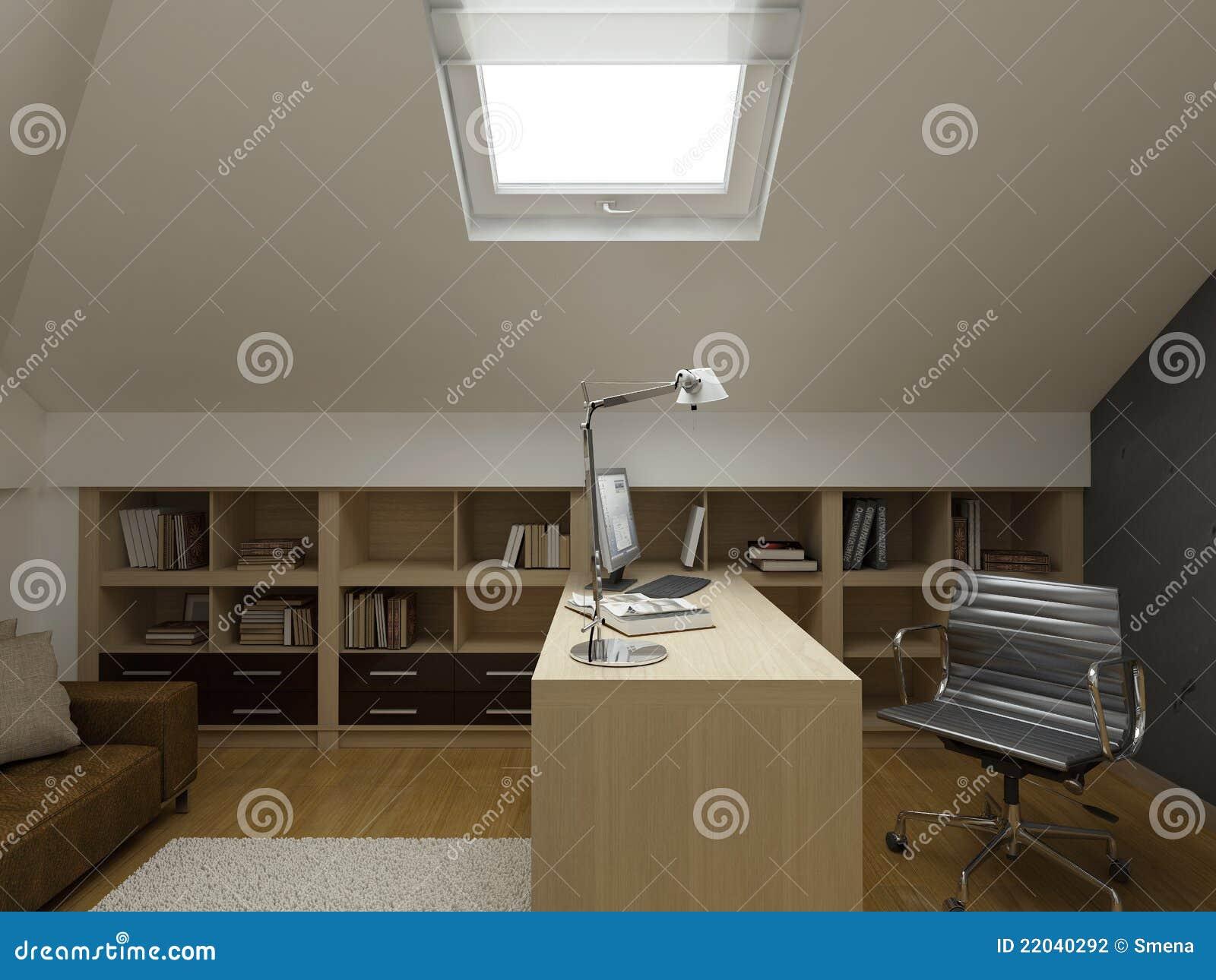 3d übertragen von einer modernen interior exclusive auslegung