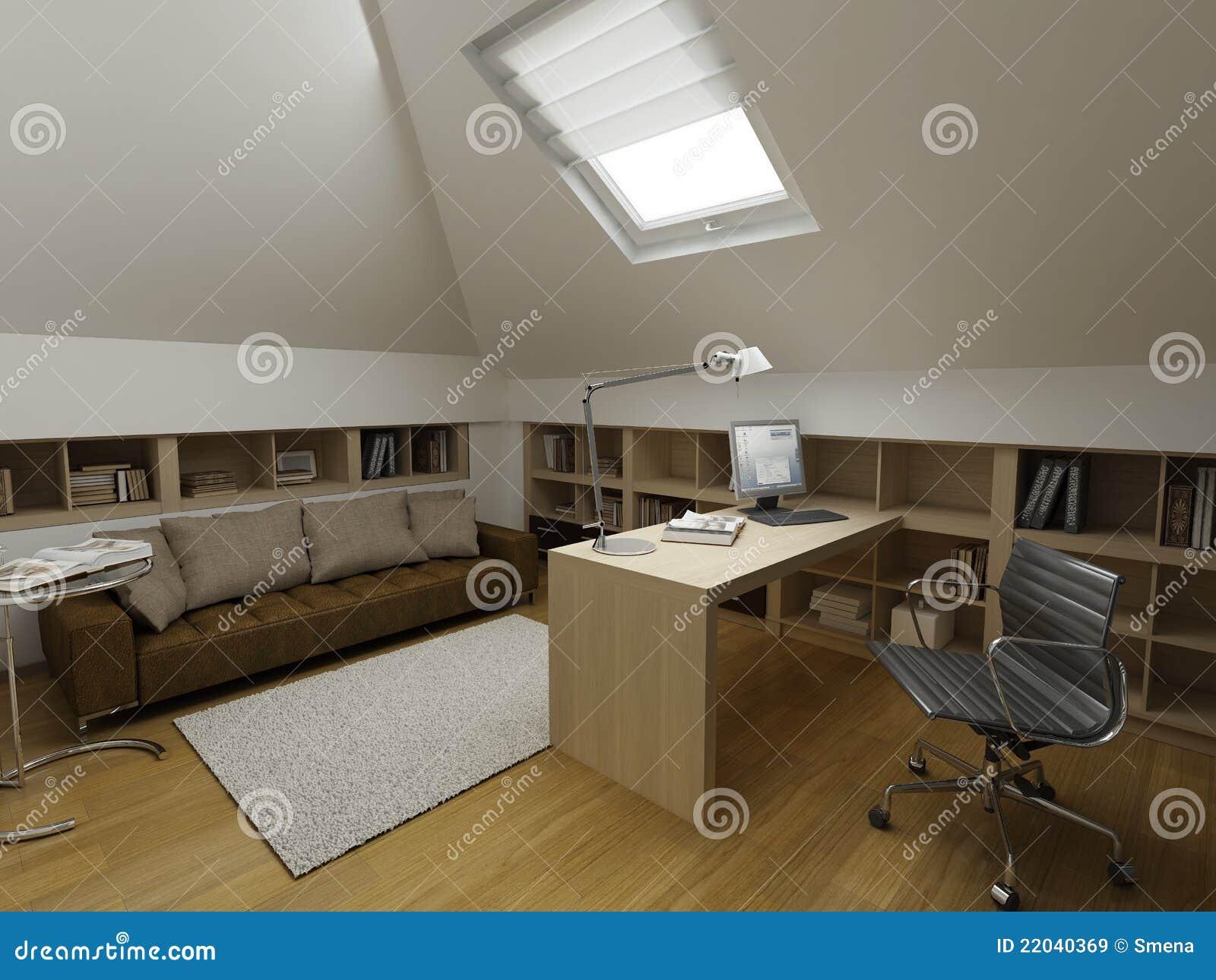 Stockbilder moderne innenarchitektur privat wohnung 3d übertragen