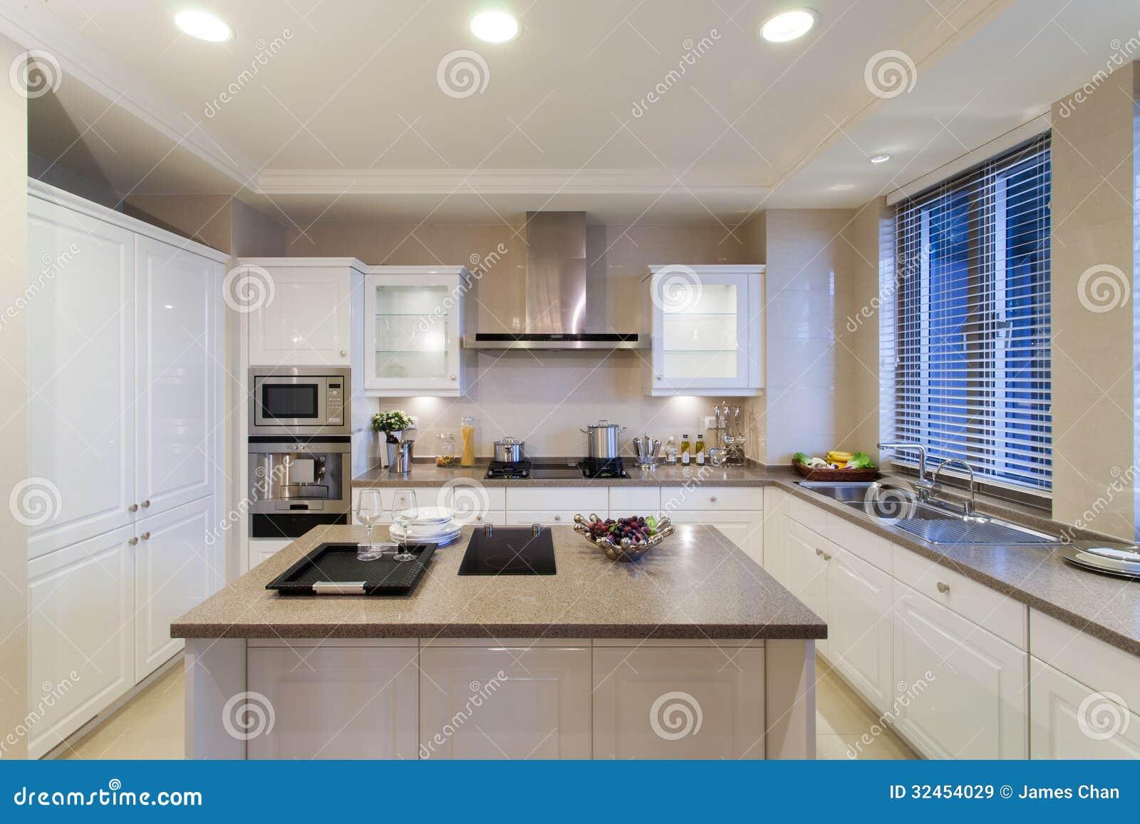 grote moderne keuken  consenza for ., Meubels Ideeën